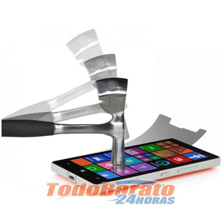 Funda piel blanca Iphone 5 5G