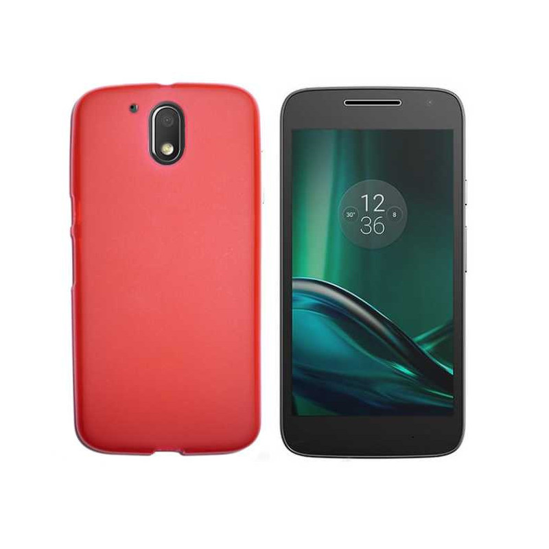 Funda piel rosa Iphone 5 5G