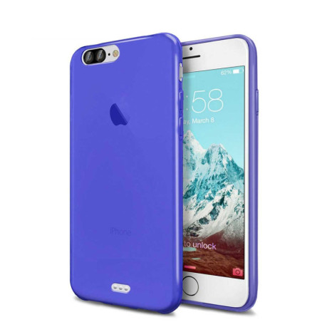Funda Agujeros blanca Iphone 5C 5 C